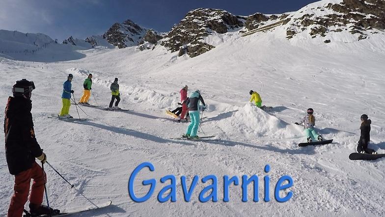 Mardi 19 février 2019 : sortie à Gavarnie