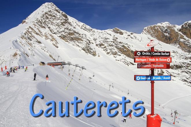 Samedi 20 avril 2019 : sortie à Cauterets