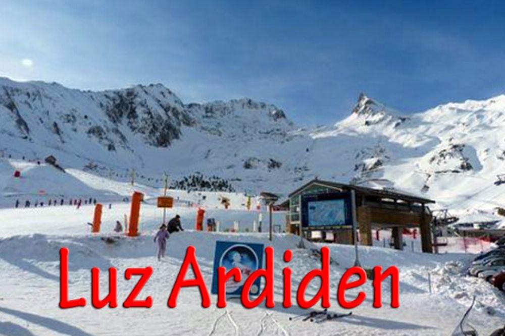 Samedi 25 janvier 2020 : sortie à Luz Ardiden