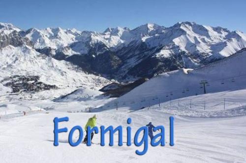 Vendredi 15 février 2019 : sortie à Formigal