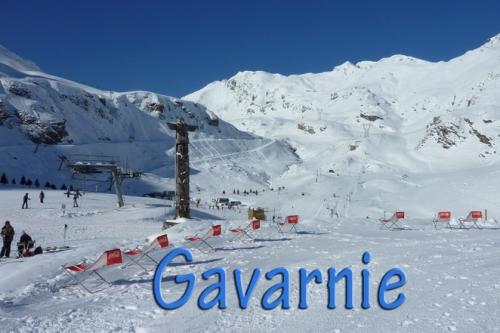Samedi 2 mars 2019 : sortie à Gavarnie