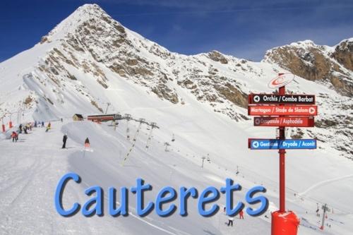 Samedi 07 decembre 2019 : sortie à Cauterets